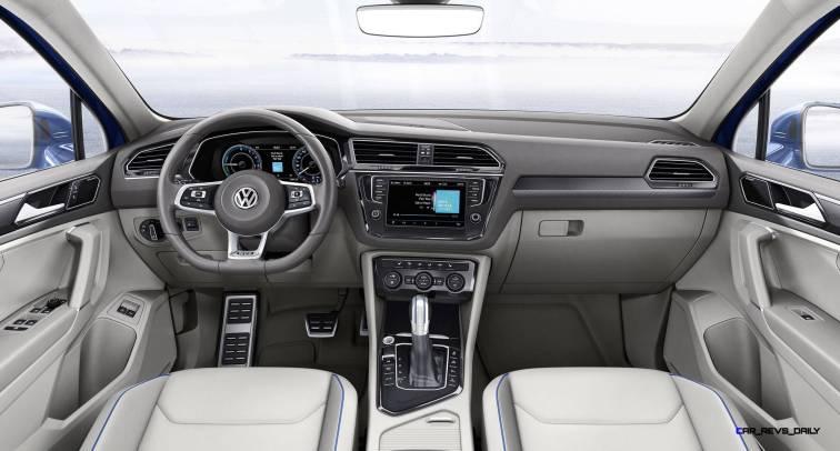 2015 Volkswagen TIGUAN GTE Concept 23