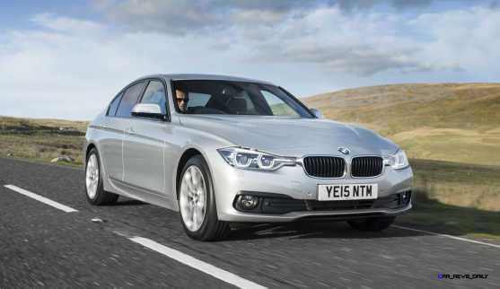 2016 BMW 3 Series 21