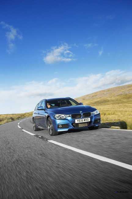 2016 BMW 330d xDrive Touring 22