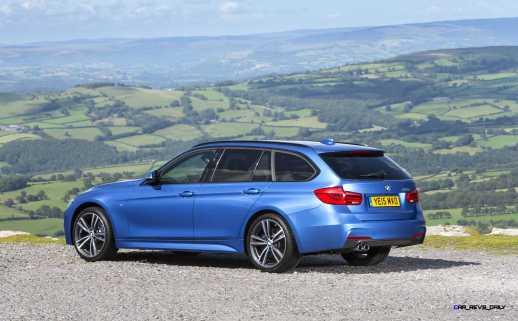 2016 BMW 330d xDrive Touring 4