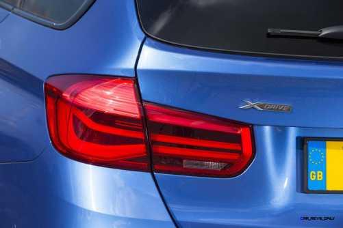 2016 BMW 330d xDrive Touring 8