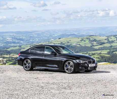 2016 BMW 340i 17