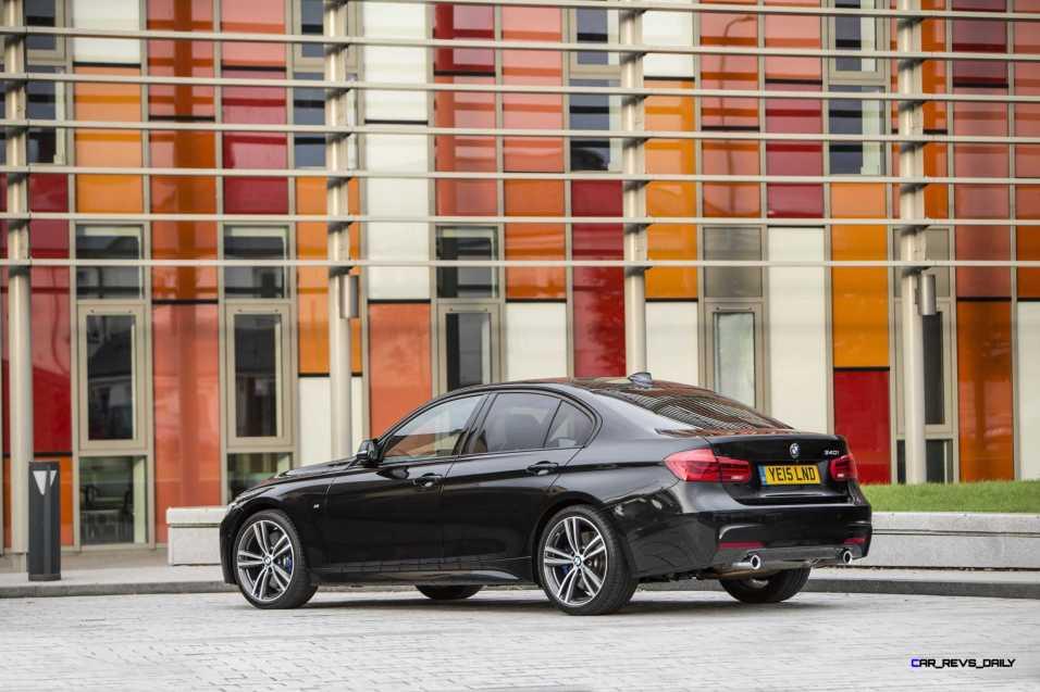 2016 BMW 340i 26
