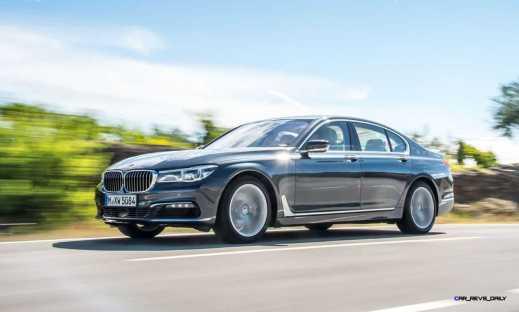 2016 BMW 750Li Exterior Photos 10