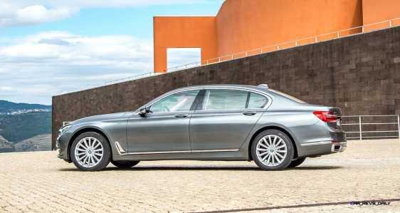 2016 BMW 750Li Exterior Photos 128