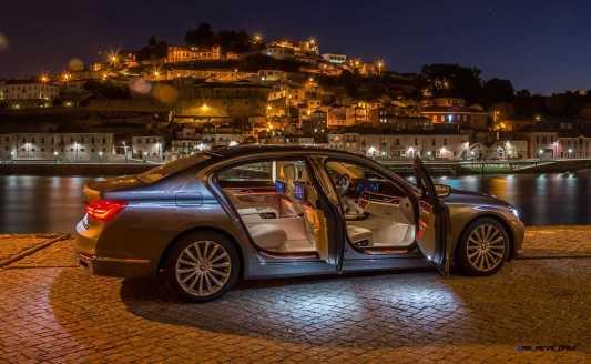 2016 BMW 750Li Exterior Photos 141