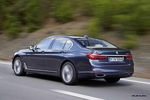 2016 BMW 750Li Exterior Photos 18