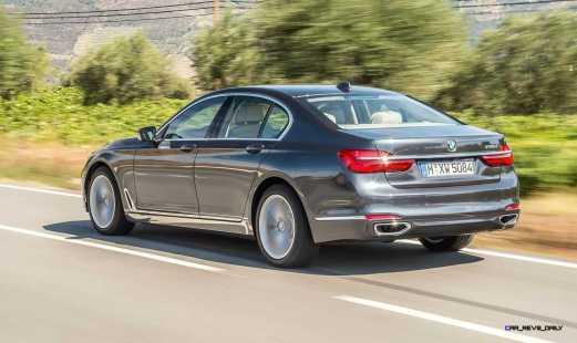 2016 BMW 750Li Exterior Photos 21