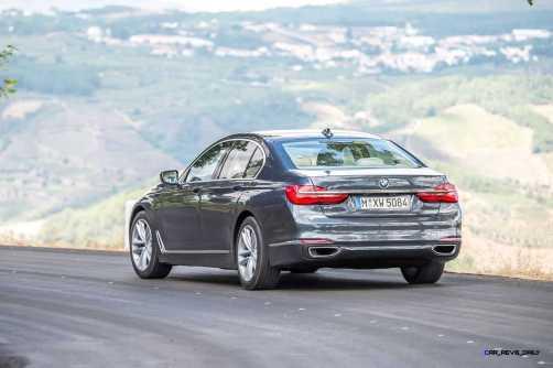2016 BMW 750Li Exterior Photos 28