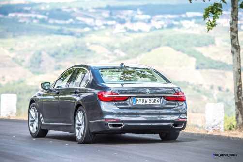 2016 BMW 750Li Exterior Photos 29