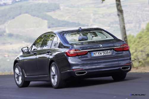 2016 BMW 750Li Exterior Photos 31