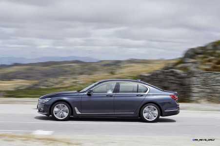 2016 BMW 750Li Exterior Photos 36