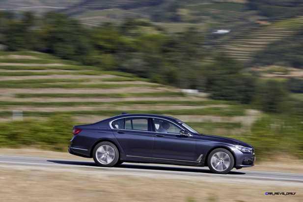 2016 BMW 750Li Exterior Photos 43