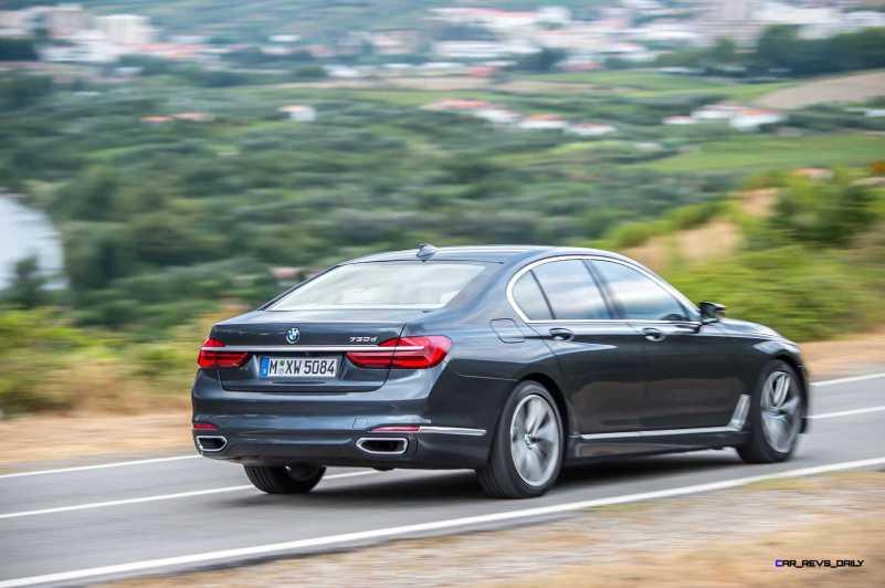 2016 BMW 750Li Exterior Photos 48