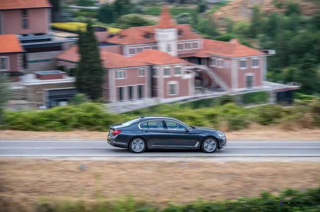 2016 BMW 750Li Exterior Photos 51