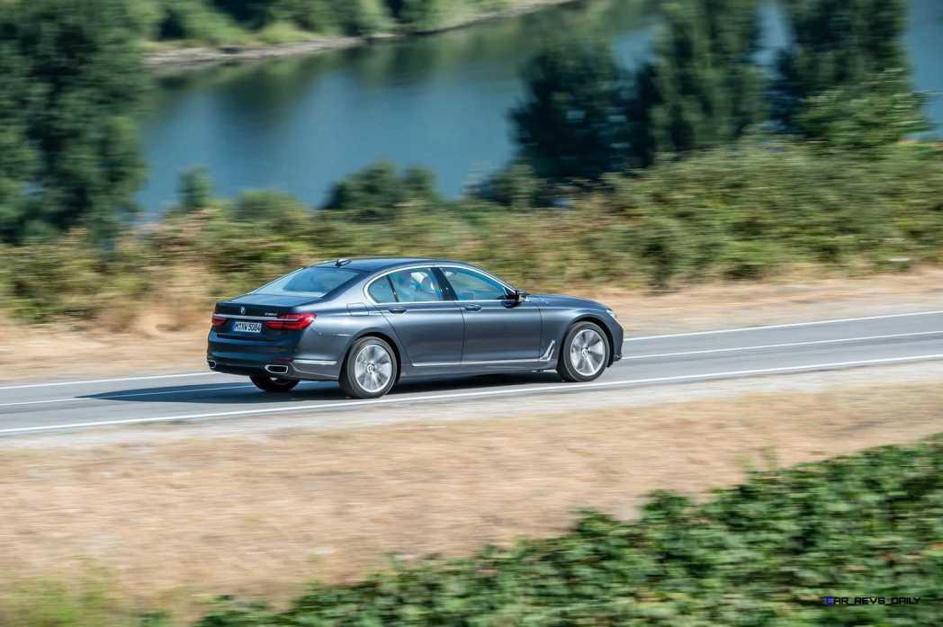 2016 BMW 750Li Exterior Photos 53
