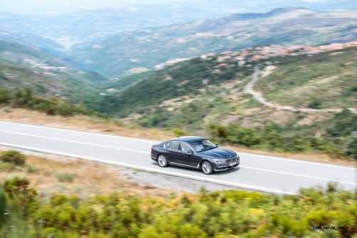 2016 BMW 750Li Exterior Photos 56