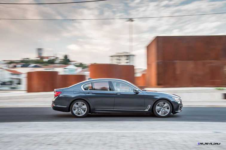 2016 BMW 750Li Exterior Photos 58