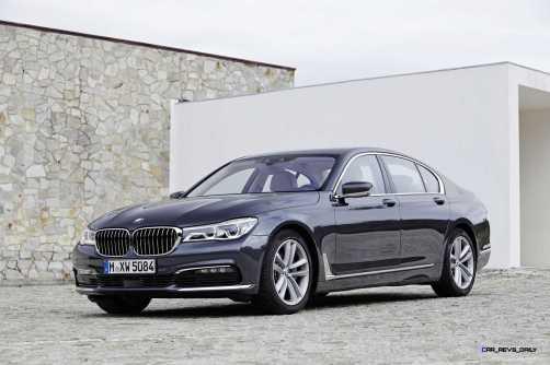 2016 BMW 750Li Exterior Photos 59