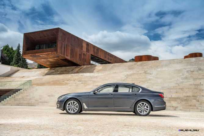 2016 BMW 750Li Exterior Photos 68