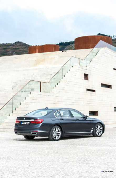 2016 BMW 750Li Exterior Photos 74