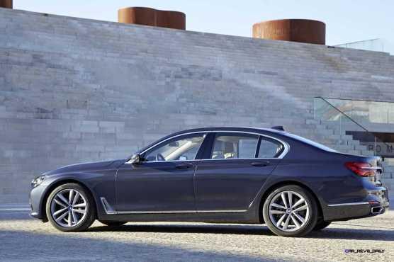2016 BMW 750Li Exterior Photos 75