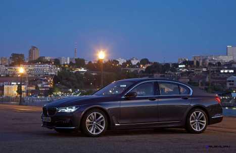 2016 BMW 750Li Exterior Photos 78