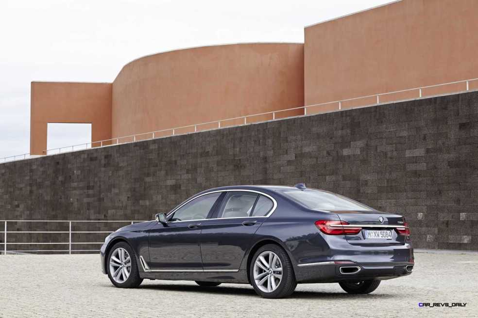 2016 BMW 750Li Exterior Photos 83