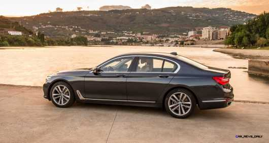 2016 BMW 750Li Exterior Photos 89