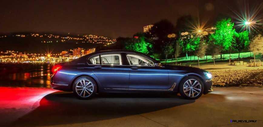 2016 BMW 750Li Exterior Photos 90