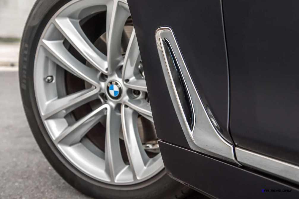 2016 BMW 750Li Exterior Photos 99
