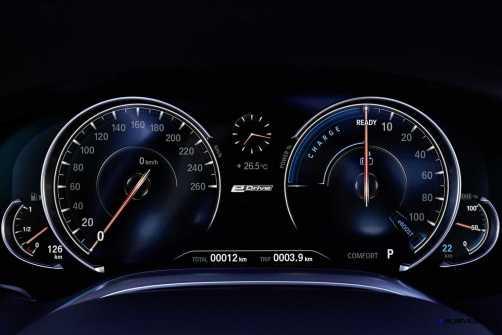 2016 BMW 750Li Interior 12