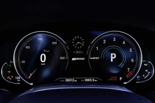 2016 BMW 750Li Interior 13