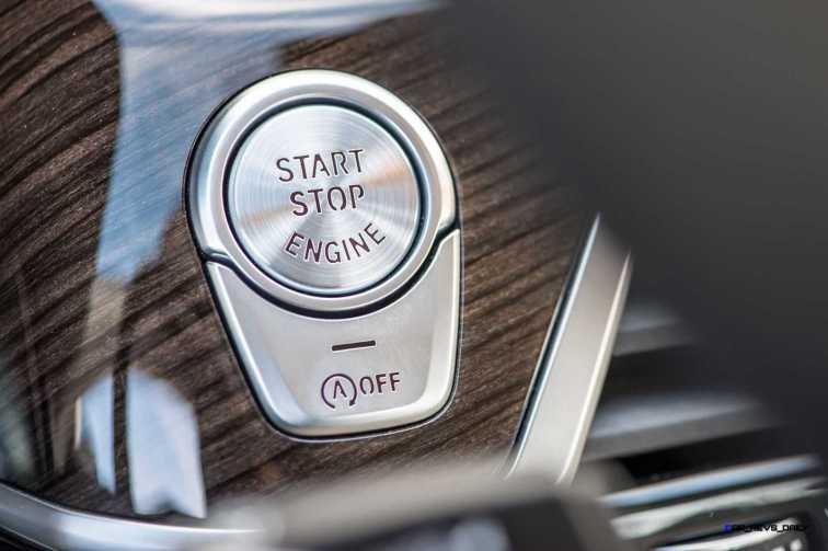 2016 BMW 750Li Interior 34