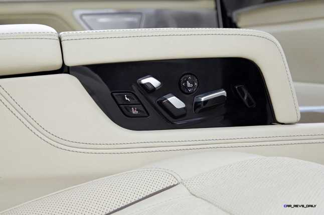 2016 BMW 750Li Interior 46