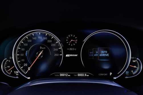 2016 BMW 750Li Interior 5