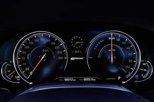 2016 BMW 750Li Interior 6