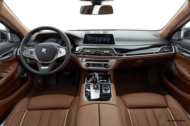 2016 BMW 750Li Interior 62