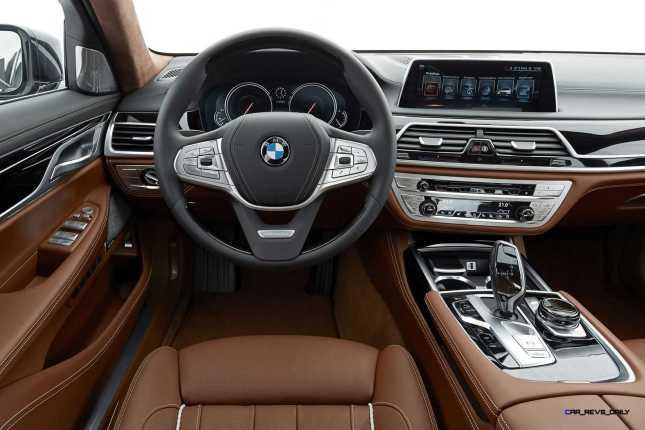 2016 BMW 750Li Interior 63