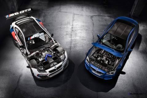 2016 BMW M6 GT3 Racecar 13