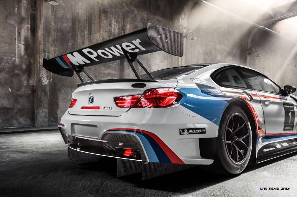 2016 BMW M6 GT3 Racecar 18