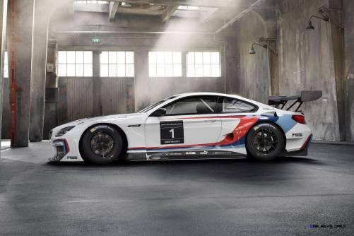 2016 BMW M6 GT3 Racecar 28