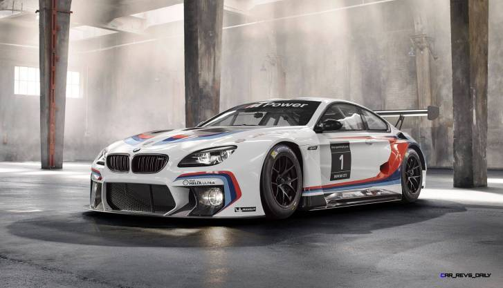 2016 BMW M6 GT3 Racecar 3