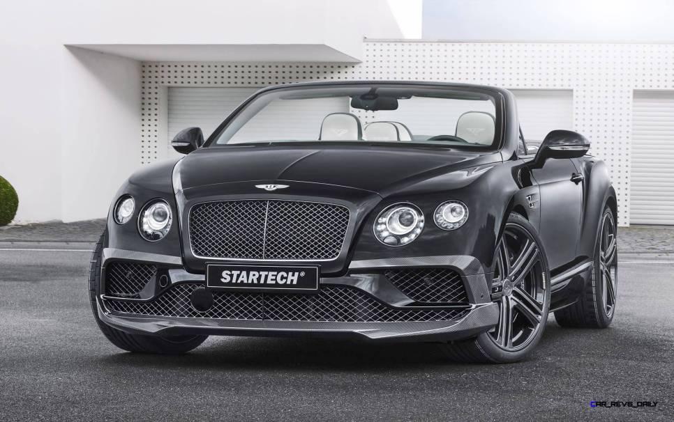 2016 Brabus STARTECH Bentley Continental GTC 1