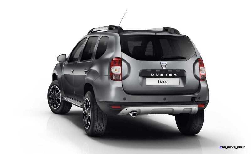 2016 Dacia Duster Urban Explorer 8