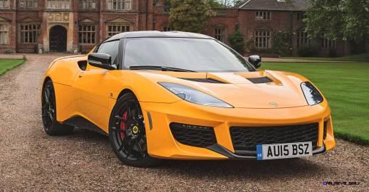 2016 Lotus Evora 400R 9