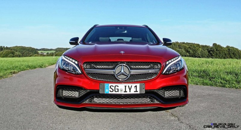 2016 Mercedes-AMG C63-S by WIMMER RST 12