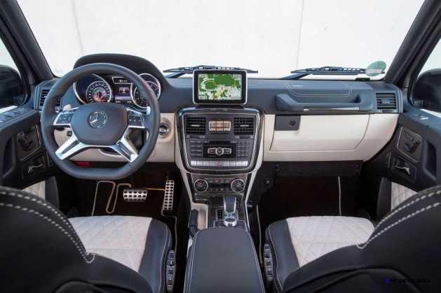 2016 Mercedes-Benz G-Class G500 G63 14