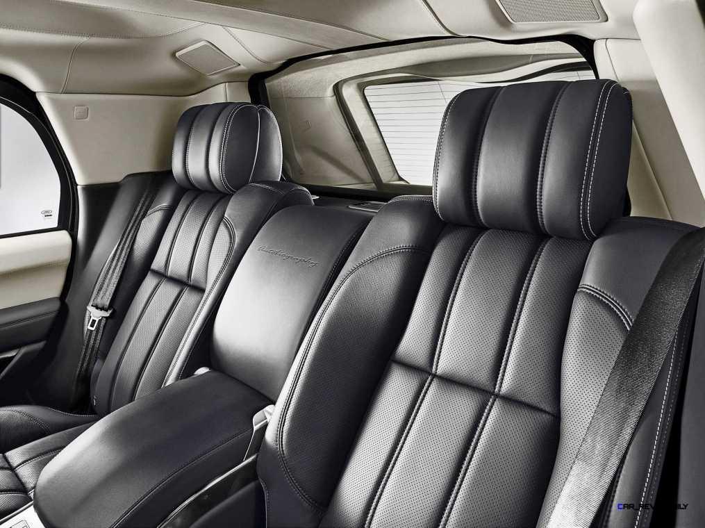 2016 Range Rover SENTINEL 8