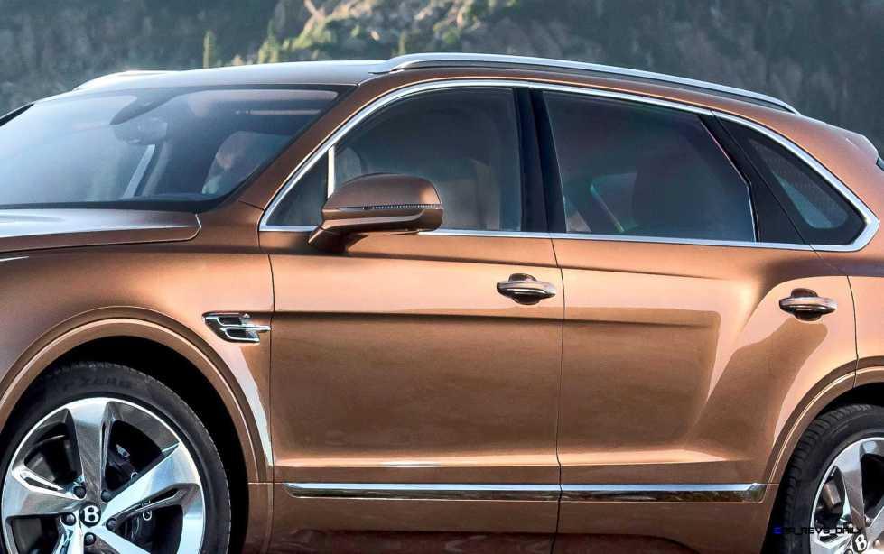 2017 Bentley BENTAYGA 10